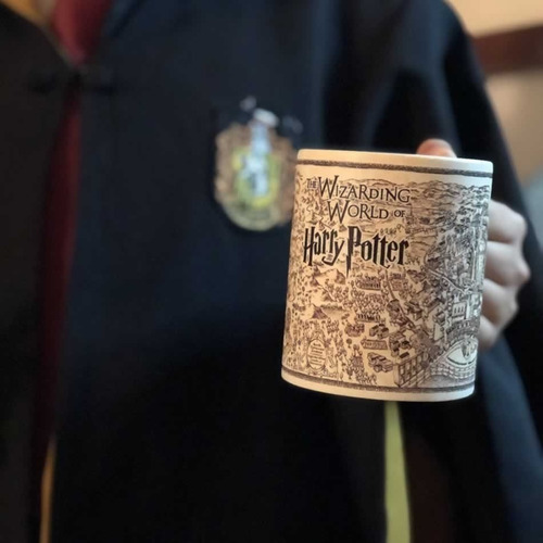 taza harry potter wizarding