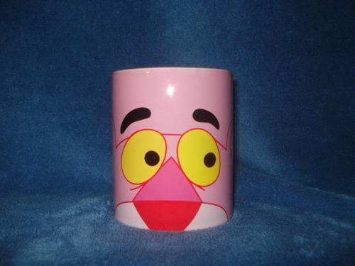 taza la pantera rosa the pink panther