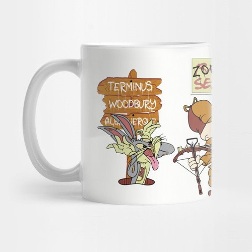 taza looney tunes coleccion 1 firefly