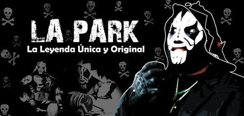 taza lucha libre l.a. park