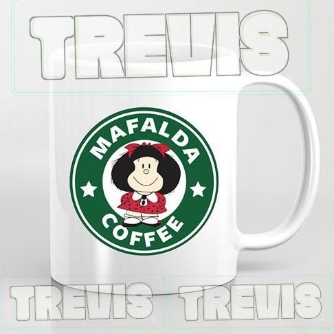 taza mafalda / starbuks