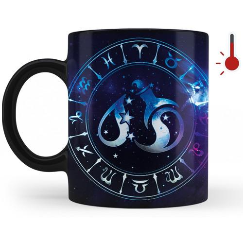 taza mágica caballeros del zodiaco acuario