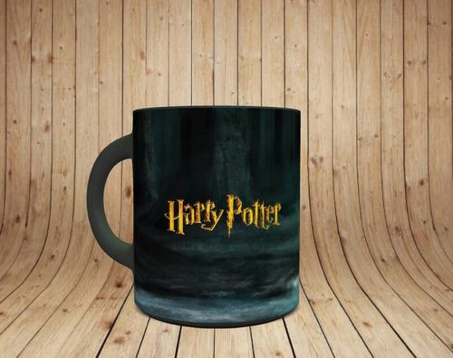 taza magica, patronus, harry potter, expecto patronum.