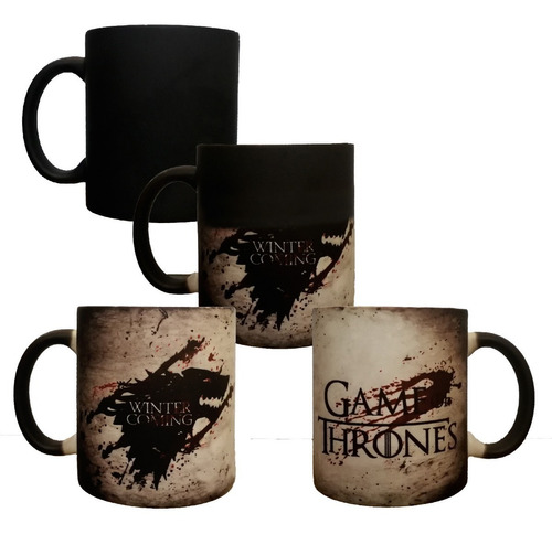 taza mágica personalizada game of thrones los q más vendemos