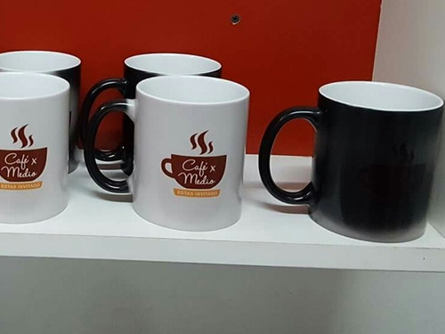 taza magica personalizada x 50 con logo regalo empresarial