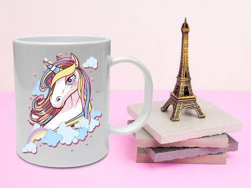 taza magica unicornio agrega nombre gratis m- 16