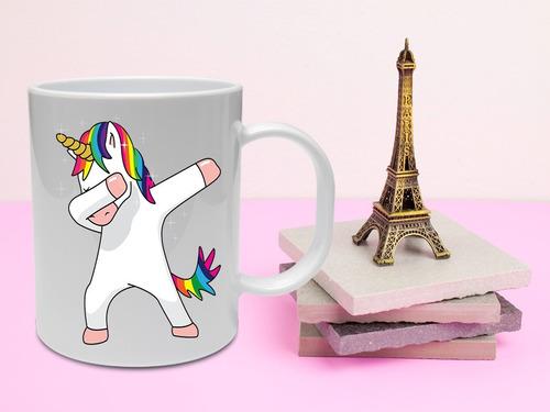 taza magica unicornio agrega nombre gratis m- 17