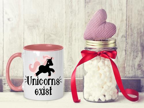 taza magica unicornio agrega nombre gratis m- 19