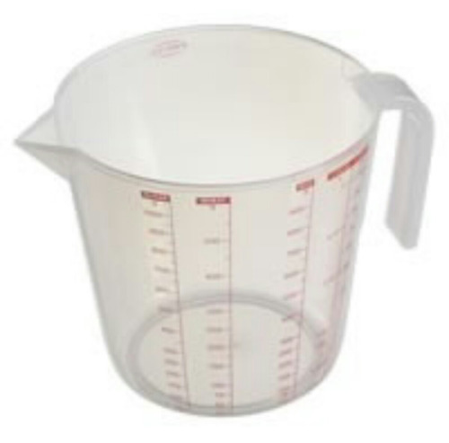 taza medidora 1/2 litro marca press