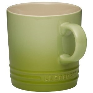 taza p/café espresso kiwi marca le creuset