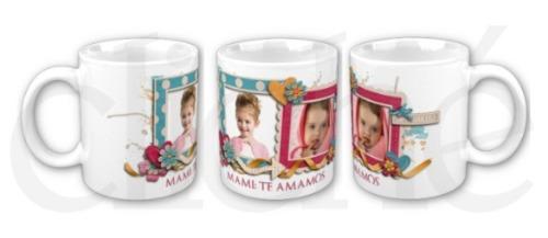 taza personalizada con fotos jarro ceramica