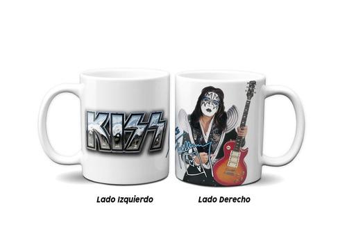 taza personalizada / jarro sublimado /grupos de rock