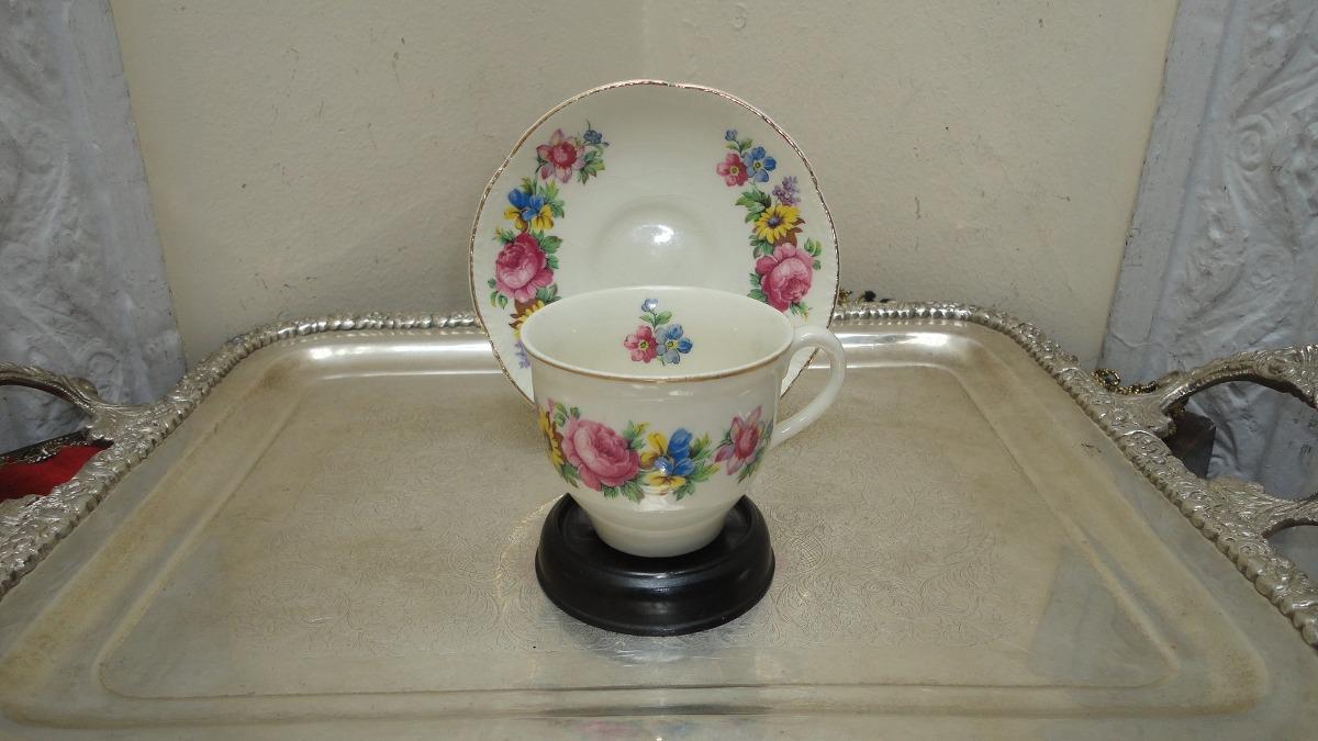 Taza pocillo cafe ingles antiguo exquisito dise o vealo 348 00 en mercado libre - Tazas de cafe de diseno ...