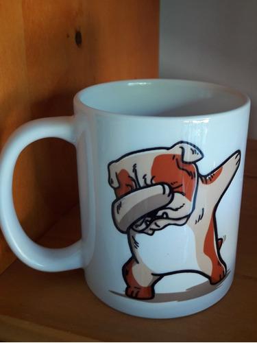 taza porcelana 100% personalizada