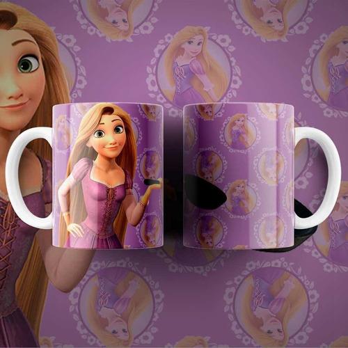 taza princesas personalizado
