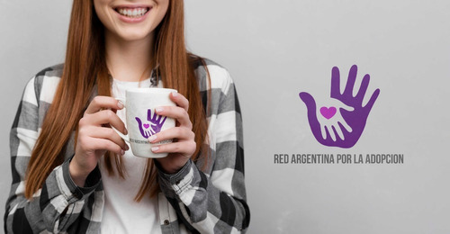 taza red argentina de la adopcion