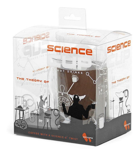 taza science cup