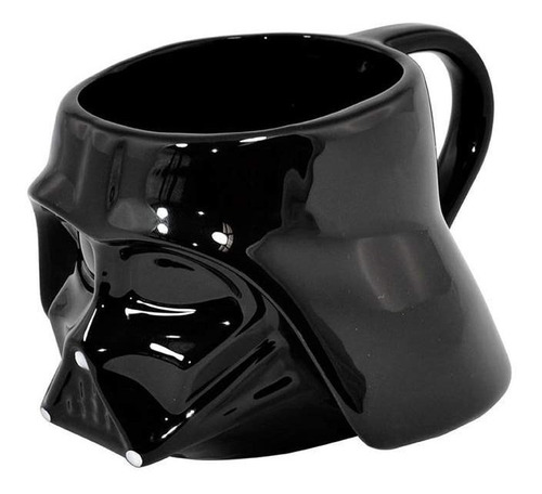 taza star wars con asa darth vader