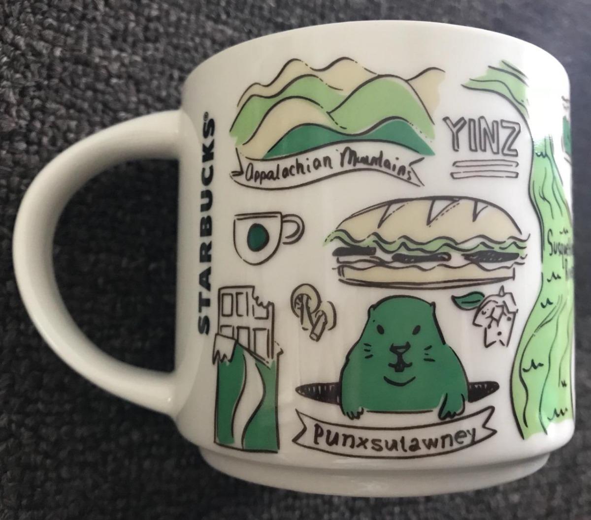 Taza There Mug Been Starbucks Usa Pennsylvania mNn8wv0