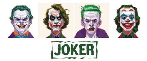 taza sublimada jokers