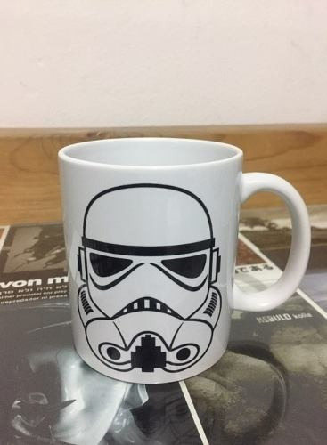taza sublimada stormtropper