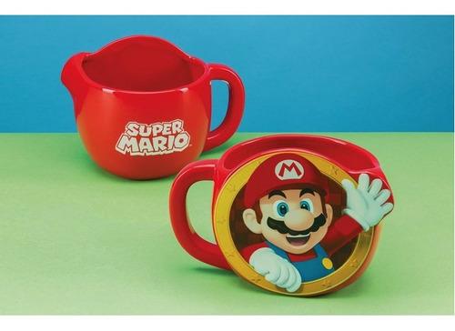 taza super mario mug