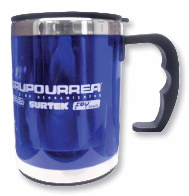 Taza t rmica de aluminio capacidad 350ml surtek tzg hm4 - Taza termica para cafe ...