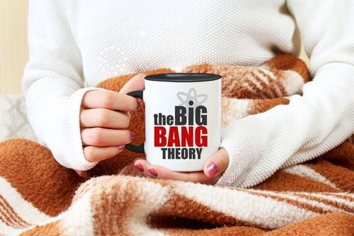 taza the big bang theory caja de regalo  21 c/envio