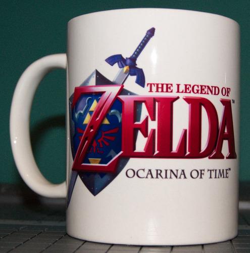 taza the legend of zelda: ocarina of time