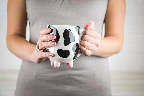 taza vaca ubre *envio gratis