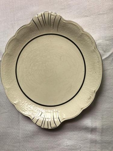 taza y plato antiguo old english johnson bros. juego complet