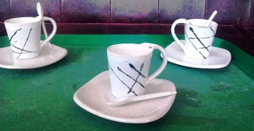 tazas cafe diseño minimalista decoracion