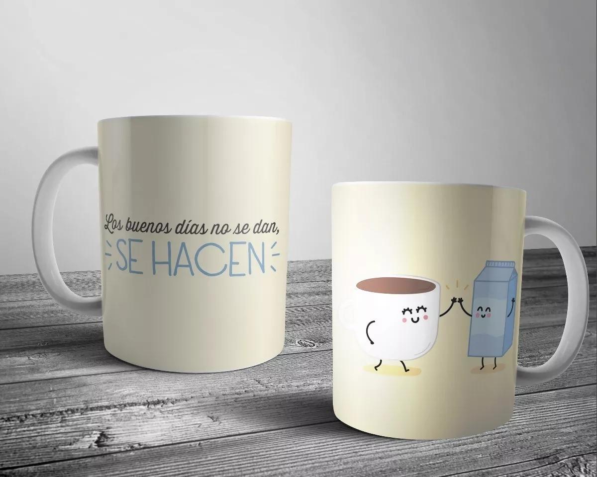 Tazas Cafe Frases Humor
