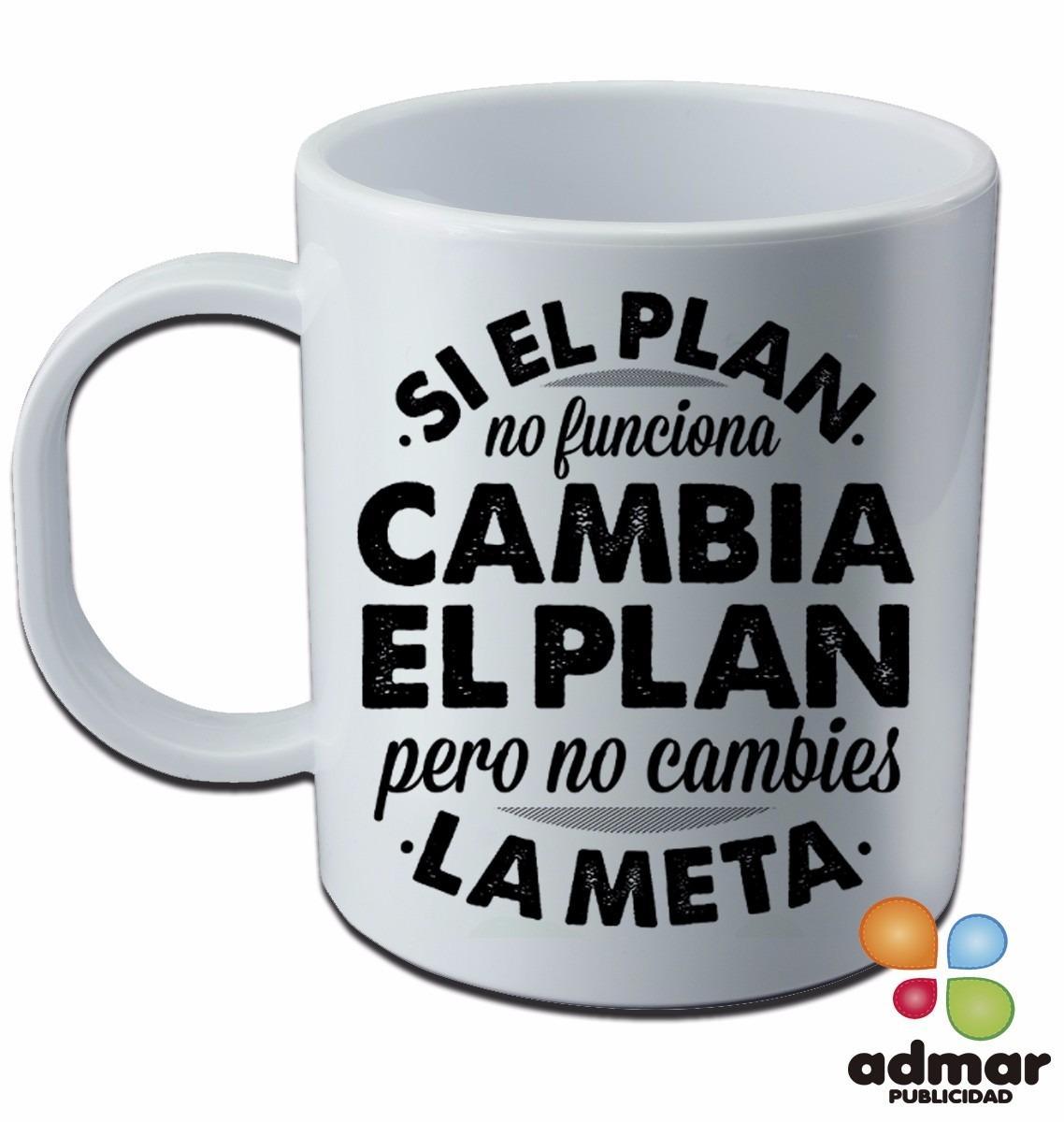 Tazas De Ceramica Con Frases Motivadoras Originales