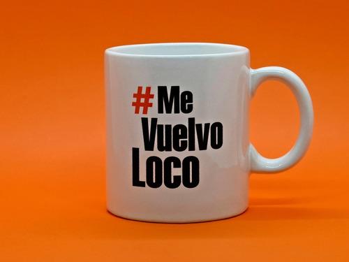tazas de #elchacal de crónica con  los #hashtags más locos
