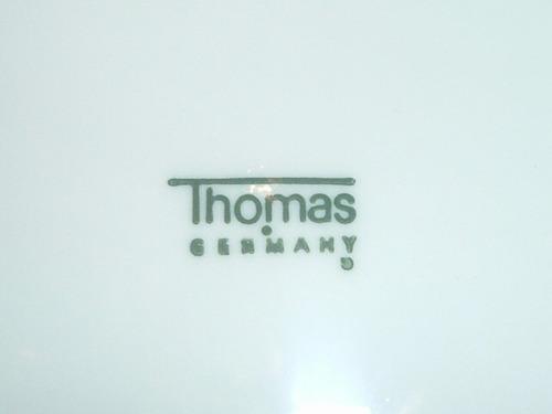 tazas de te porcelana thomas  (juego)