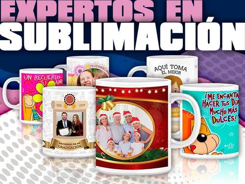 tazas jarros sublimadas regalos personalizados publicitarios