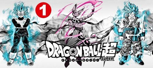tazas mágicas de dragon ball super - entrega inmediata