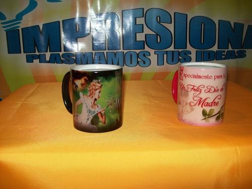 tazas magicas personalizadas