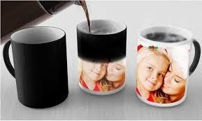 tazas magicas personalizadas,11 oz con cajita