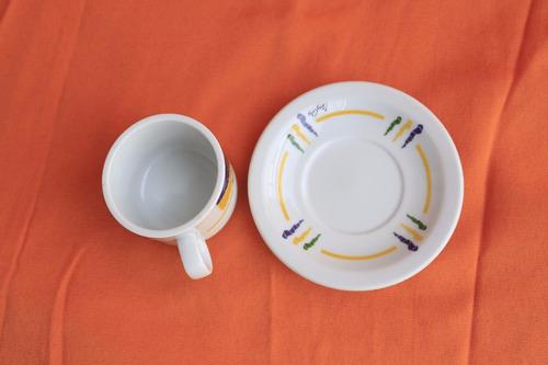tazas para café de porcelana tsuji edicion limitada