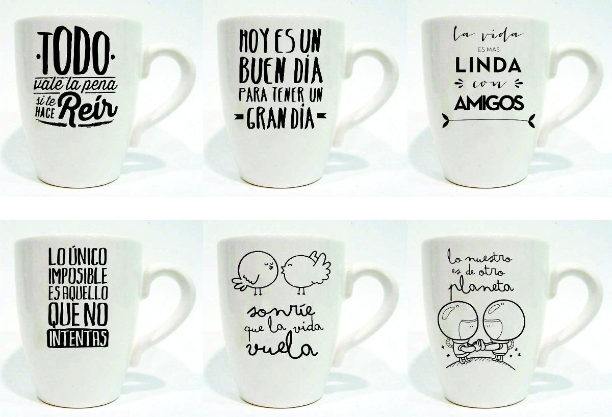 Tazas Con Frases Personalizadas Para Amigas