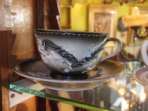 tazas para té porcelana alemana