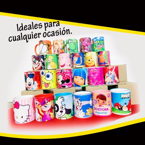 tazas personalizadas con diseños exclusivos