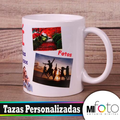 tazas personalizadas con fotografía, logos y/o texto