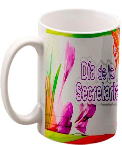 tazas personalizadas día de las secretarias