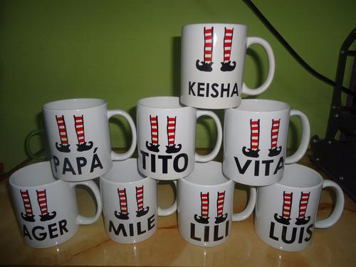 tazas personalizadas ¡personaliza tu familia!