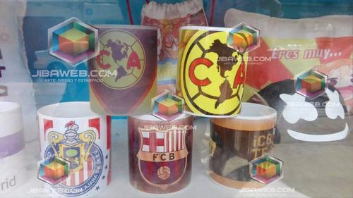 tazas personalizadas sublimadas a todo color