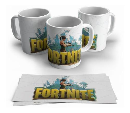 tazas plásticas fortnite personalizadas sublimadas souvenirs