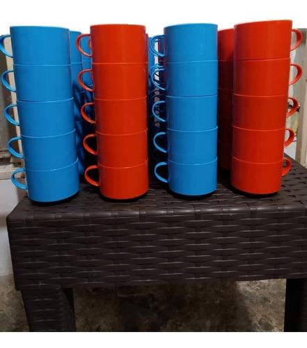 tazas plásticas para café